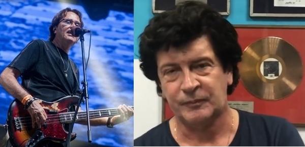"""И басистот на """"Рибја чорба"""" на респиратор води тешка битка на """"живот и смрт"""" со коронавирусот: """"Држи се куме, ќе го победиш и ова зло"""" – му порача Бајага"""
