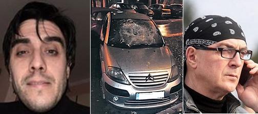 Синот на Оливер Мандиќ не престанува да дивее: Откако ја претепа мајка му и нападна полицајци, сега и го демолирал автомобилот на бившата жена!