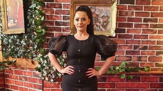 Анета Молика ретко открива приватни детали, но сега не издража да не пофали што се слави во нејзиниот дом