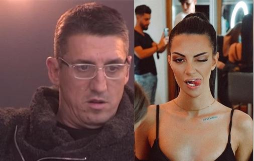 """Кристијан Голубовиќ ја """"растури"""" Тара Симов: """"Мајка и е наркоманка која ја 'дрндаше' половина Белград…!"""""""