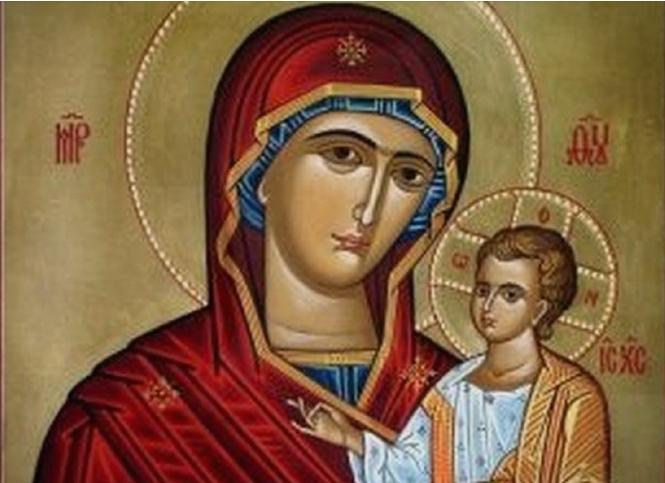 Воведение на Пресвета Богородица