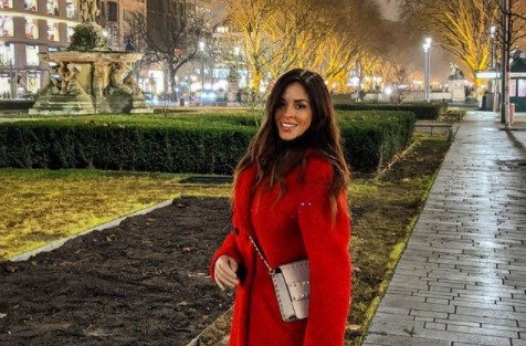 Ана Севиќ ја објави првата фотографија од својата втора ќерка и го откри нејзиното име