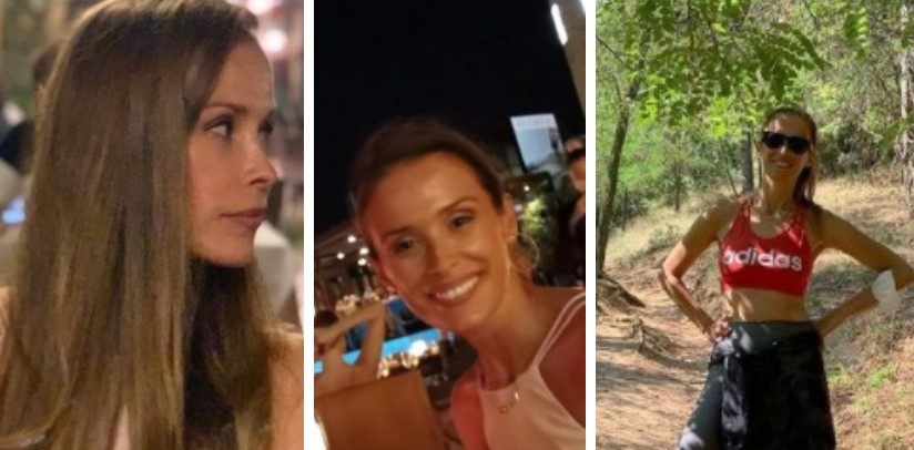 Каролина Гочева со галерија фотографии од неа и сопругот ги сумираше убавите моменти од 2020та (фото)