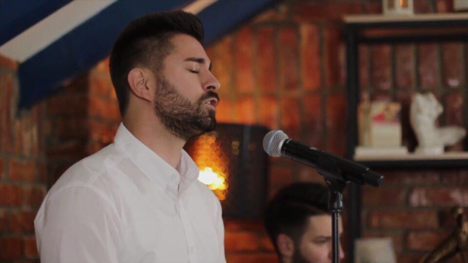 """Христијан Тришоски сними кавер верзија на песната од Наум Петрески – """"Распукај срце ко Шар Планина"""" (видео)"""