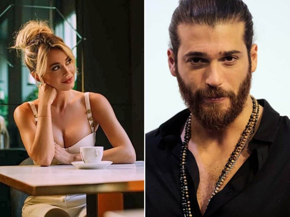 """Најпосакуваниот турски глумец Џан Јаман падна на сексапилната Италијанка: """"Романтичарот"""" ја """"ќари"""" атрактивната спортска новинарка на која се """"палеше"""" и Златан Ибрахимовиќ (ФОТО)"""