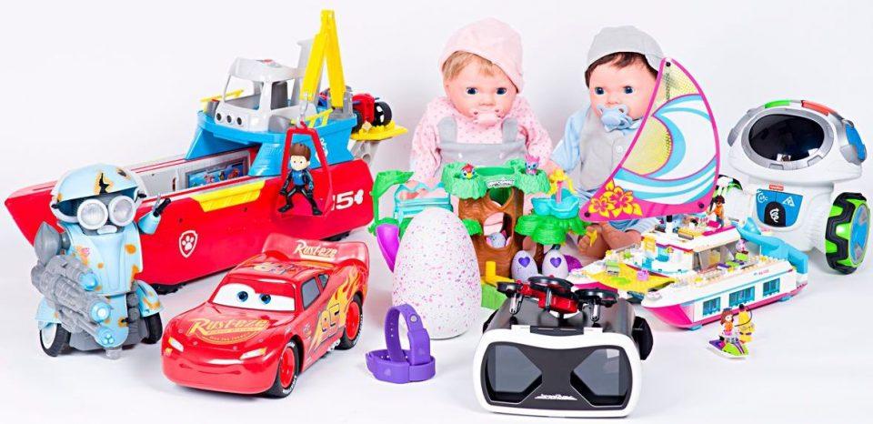 Детето губи интерес за новата играчка за еден месец
