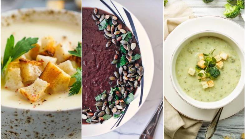 Поправете си го денот со една од овие крем супи