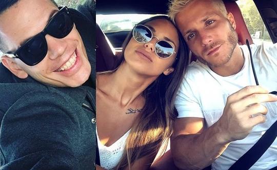 Новото момче на Цеца имало болен развод, а сега со бившата сопруга Зорана и нејзиното момче – пејачот Саша Ковачевиќ се семејни пријатели! (ФОТО)
