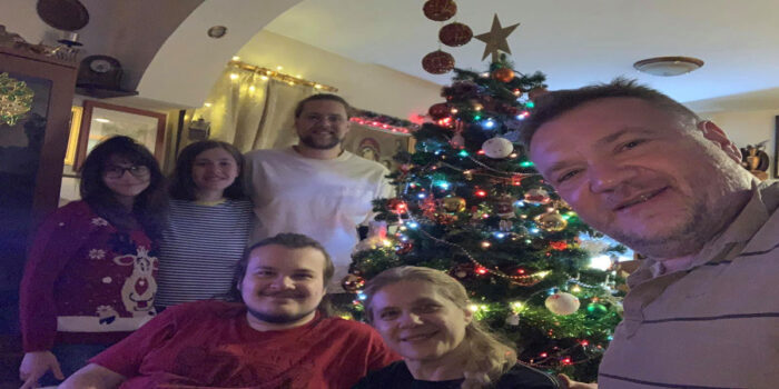 """Наско, синот на Зоран Џорлев ја објави последната заедничка семејна фотографија: """"Славете го неговото име и паметете го засекогаш, а плачете го вчерашниот ден…"""""""