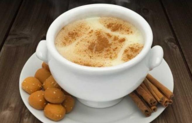 Салеп, вкусен напиток против воспаленија на дишни патишта и грип