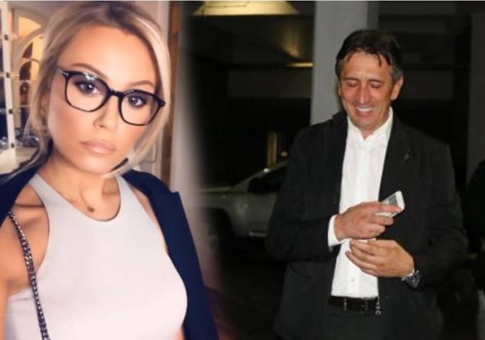 Жика Јакшиќ и Дајана Пауновиќ првпат заедно се појавија пред камери по разводот