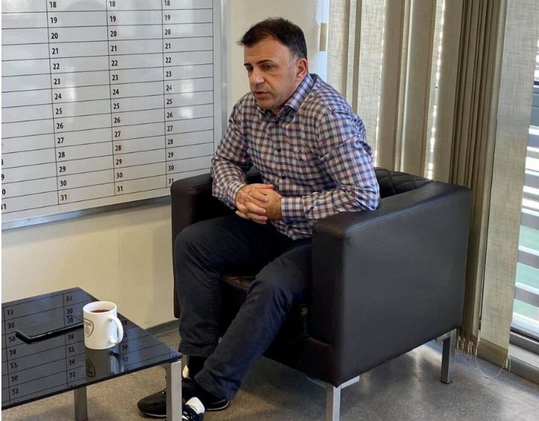 Игор Ангеловски: Целта е да ја поминеме групата и да направиме ново изненадување