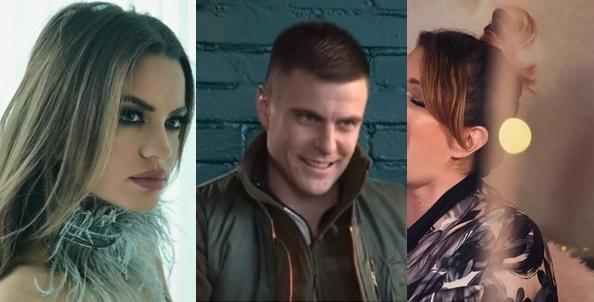 Актерот Вук Костиќ го поврзуваат со фолкерката Милица Павловиќ, а тој бил во врска со една друга позната српска поп-рок пејачка (ФОТО)