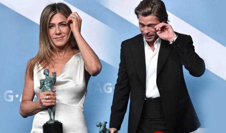 Бред Пит цели девет месеци ја чекал Џенифер Анистон за првиот интимен однос