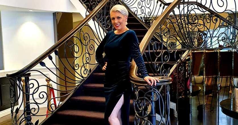 """""""Луда журка"""" за """"Среќен роденден"""": Татјана Лазаревска во Австралија имаше дупли повод за славење"""