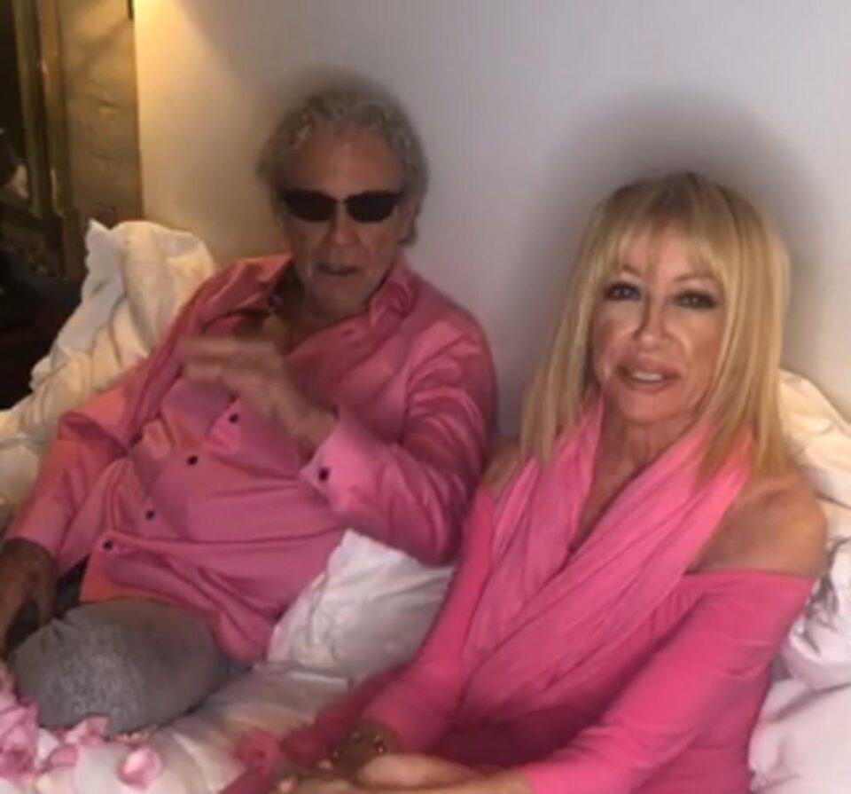 Познатата двојка има богат сексуален живот и по 40 години брак: Актерката и водителот дневно по трипати водат љубов