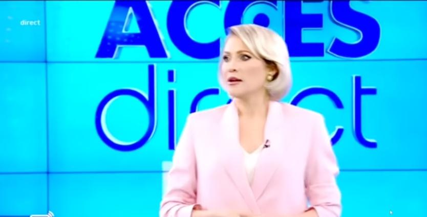 Гола жена влета во ТВ студиото во програмата во живо и со голем камен ја гаѓаше водителката! (ВИДЕО)