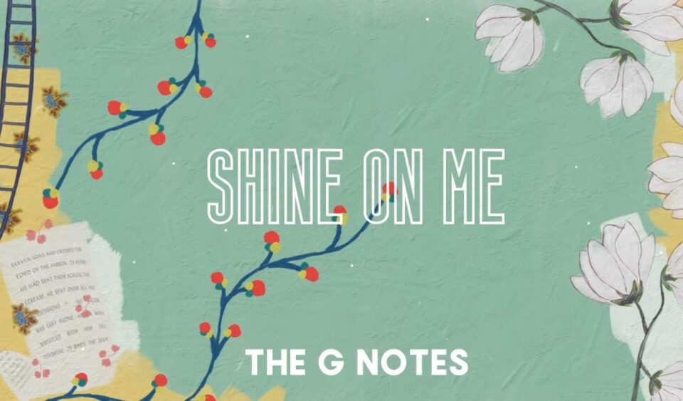 """""""The G Notes"""" ви презентираат што е тоа """"гевгелиско кантри"""" во баладата –  """"Shine On Me""""  (Lyrics video)"""