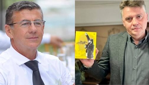 """Перо vs Петре: Перо – """"Камиказа"""" размислува да се кандидира за скопски градоначалник, а Шилегов уште сега му ги """"краде"""" идеите? (ФОТО)"""