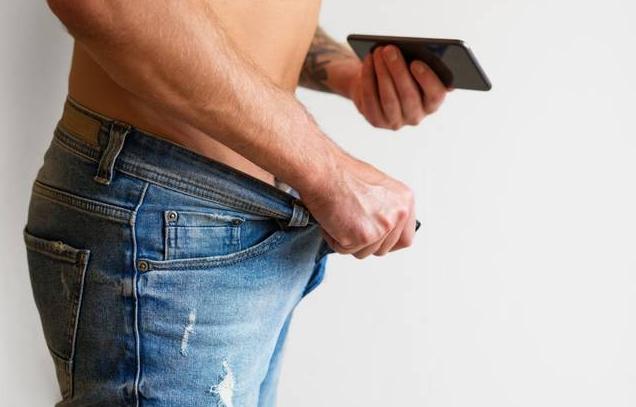 """Студијата потврди: Мажите кои испраќаат слики од своите """"алатки"""" – имаат нешто заедничко"""