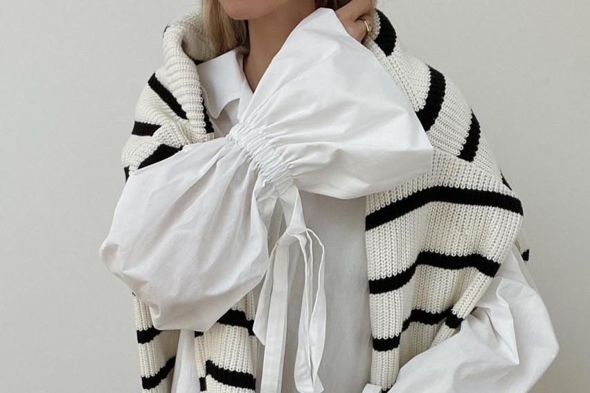 Ова е единствениот џемпер кој ви е потребен за преодниот период: Изгледајте шик во секоја комбинација