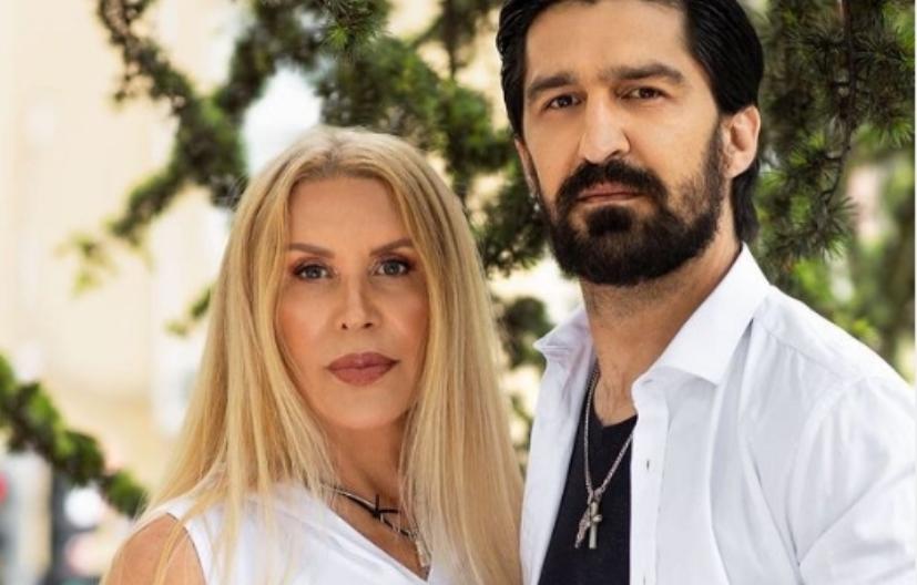 """""""Бев лута и фрустрирана"""": Дизајнерката Верица Ракочевиќ ги откри проблемите со 35 години помладиот сопруг"""