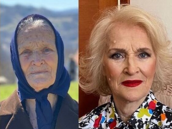 Внукот целосно ја трансформираше неговата баба, 86-годишната Милоратка од Ивањица