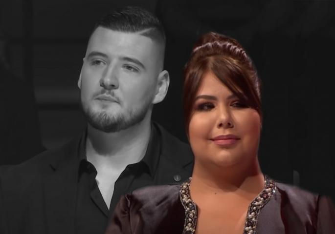 """Крстиња Тодоровиќ, натпреварувачката од """"Ѕвездите на Гранд"""" ја откри причината за смртта на трагично починатиот пејач Момир Луковац: """"Се самоубил со пиштол во станот""""!"""