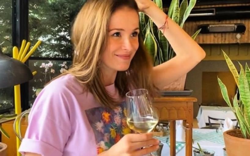 """""""Не се договоривме вака"""": Каролина Гочева за роденденот доби безброј честитки, ама онаа од Елена Ристеска славеничката не ја очекуваше (фото)"""