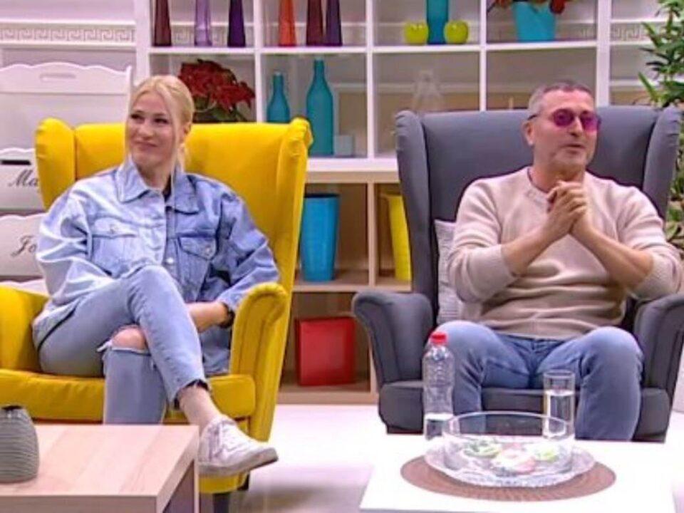 """Среде емисија почна да зборува што се' прават во креветот: Весна Ѓогани """"пропадна во земја"""" поради изјавата на Ѓоле (фото)"""