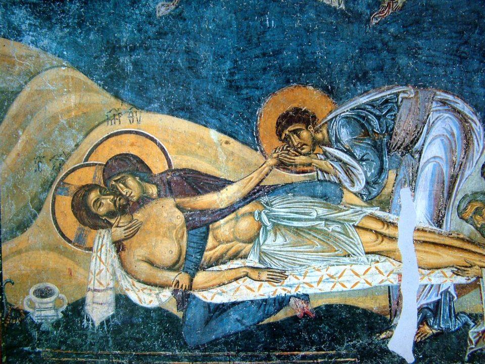 Велика Сабота – денот меѓу смртта и воскресението