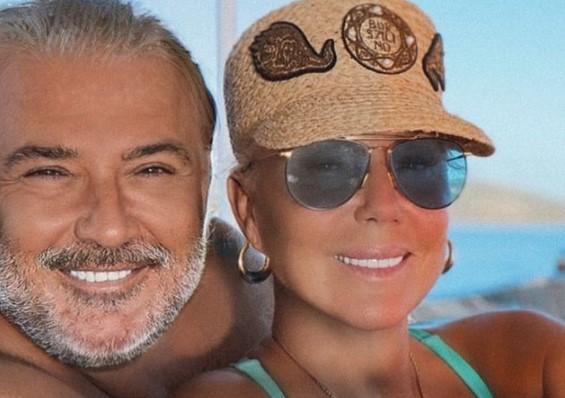 """Сопругот на Брена ретко се појавува во медиумите, но сега отворено проговори за бракот со пејачката: """"Семејството е мојот најголем успех"""""""