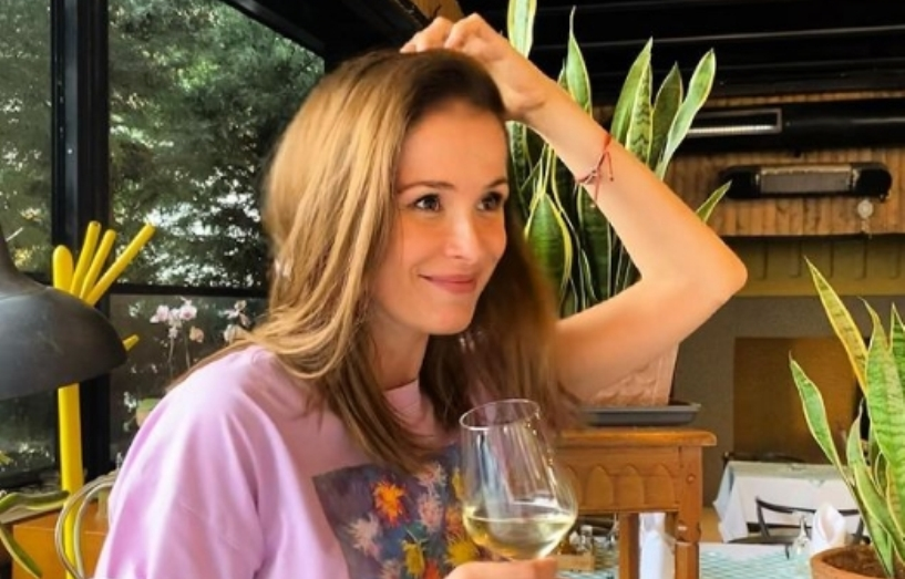 """""""Многу се радувам"""": За Каролина Гочева дојде време да сподели убава вест со своите обожаватели (видео)"""