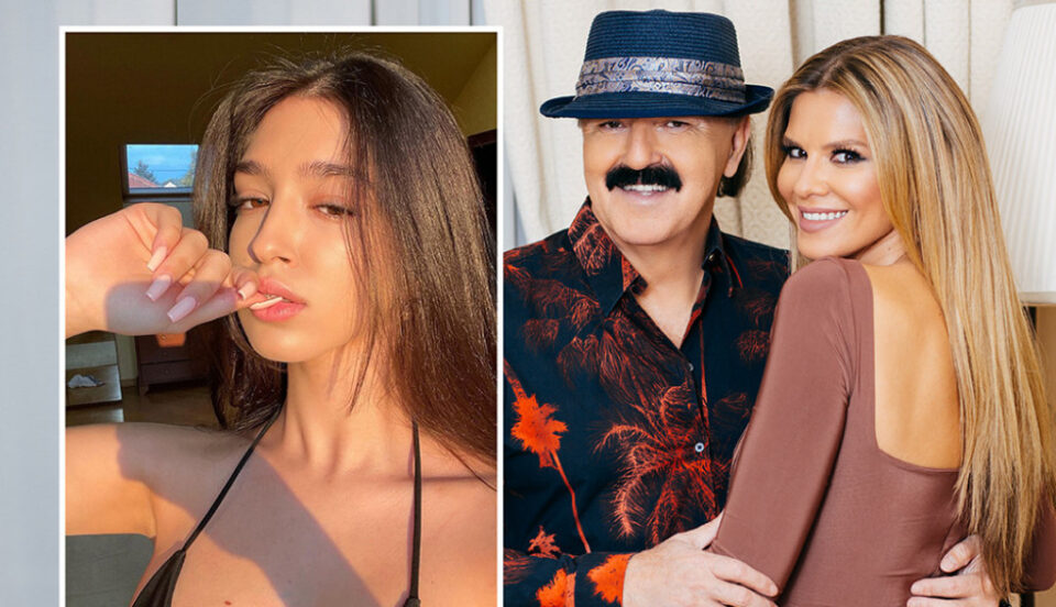 Млада убавица: Ќерката на Харис Џиновиќ е нова ѕвезда на социјалните мрежи (фото)