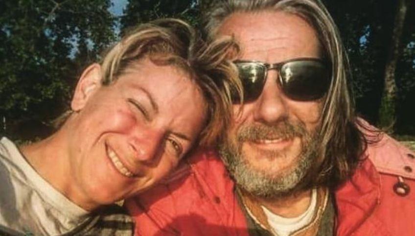 """Игор и Илина со заедничко селфи: """"Љубовта е насмевка што се познава од авион"""""""