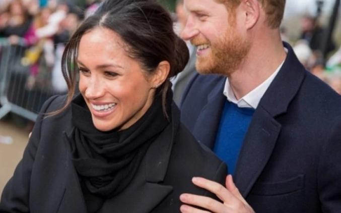 Принцот Хари и Меган Маркл слават годишнина од бракот: И покрај сите скандали тие уживаат (фото)