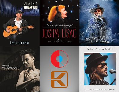 """Кинотека и """"Croatia Records"""" во јули подготвуваат интересна музичка програма"""