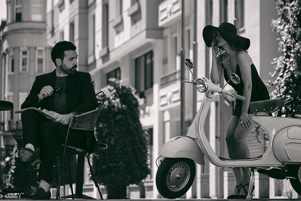 """Боса нова е ритамот што возбудува во новиот спот на Павле Камилоски – """"Љубовна рапсодија"""" (ВИДЕО)"""