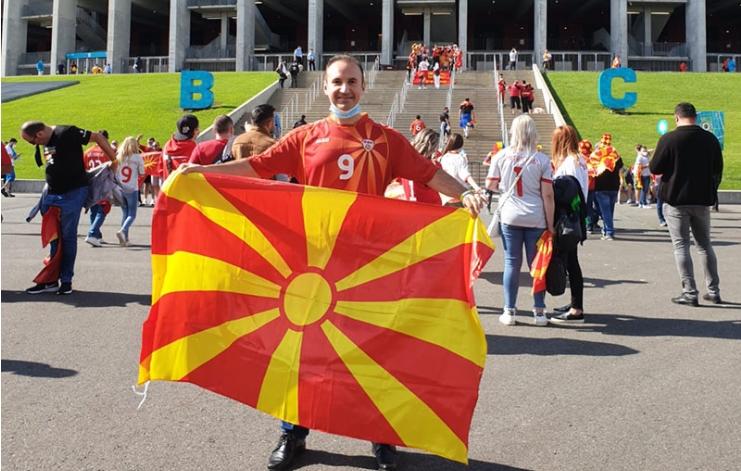 Маестро Симон Трпчевски со концерт во Букурешт ја загрева атмосферата пред Украина (ФОТО)