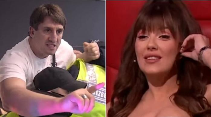"""Кристијан Голубовиќ јавно и се закани и на Кија Коцкар: """"Знаш колку такви јас имам """"поминато"""" покрај ВЦ школка во тоалетот?"""" (ФОТО)"""