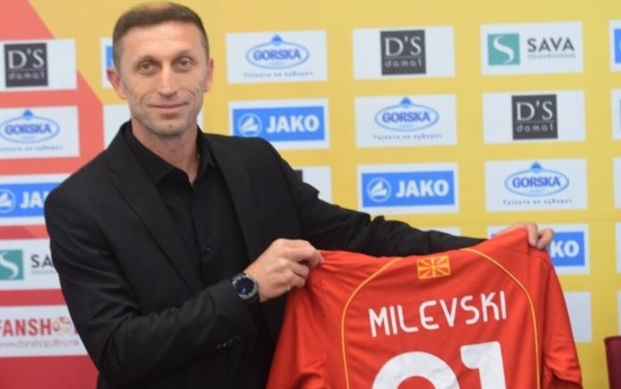 Македонија добива нов селектор: Милевски на местото на Ангеловски?