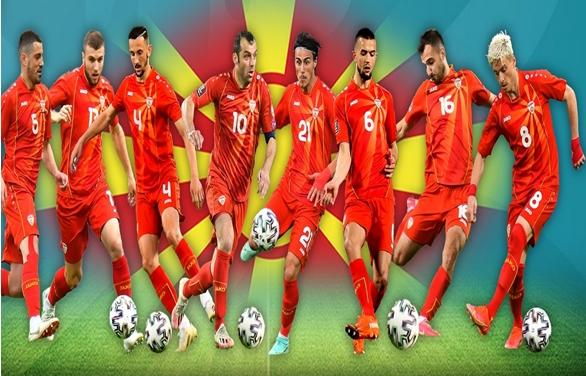 ЕСПН: Македонија го има најубавиот дрес на ЕУРО 2020 (ВИДЕО)