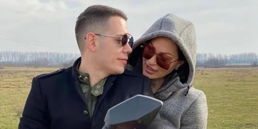 """Цеца конечно проговори за врската со Богдан: """"Посветени сме еден на друг"""""""