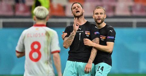 УЕФА отвори постапка против однесувањето на Арнаутовиќ