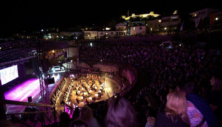 """Отворено """"Охридско лето 2021"""" со грандиозниот гала балетски концерт """"Големиот Чајковски"""""""