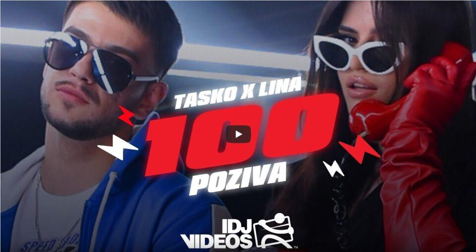 """Таско и Лина само во една песна добија – """"Сто позива"""" (ВИДЕО)"""