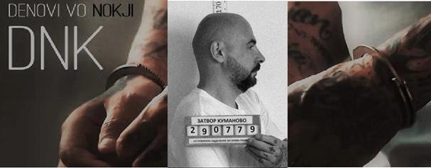 """ДНК инспирирани од македонската реалност ги претвораат своите… """"Денови во ноќи"""": Панчо приведен во голема полициска акција за шверц на дрога… во приказната на новиот спот!? (ВИДЕО)"""