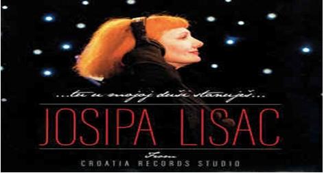 Проекција на концертот на Јосипа Лисац во Кинотека