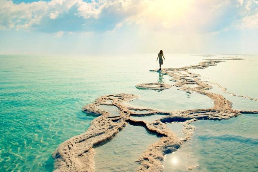 7 факти за Мртвото море во кое никој не може да потоне