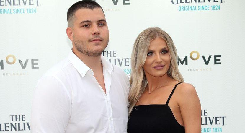 Ништо од свадба: Виктор Живојиновиќ и Сандра Миљковиќ раскинаа по две години врска?